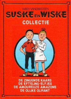 Suske en Wiske Collectie 26 (Hardcover) 2e hands