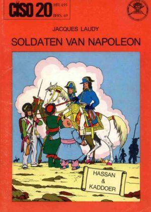 Ciso 20 - Soldaten van Napoleon