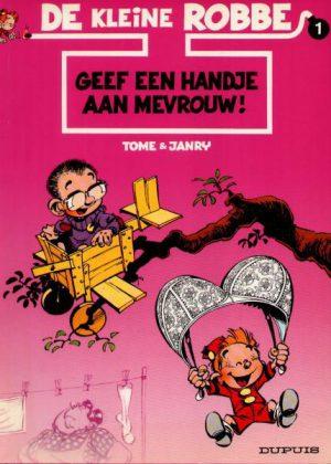 De kleine Robbe 1 - Geef een handje aan mevrouw!
