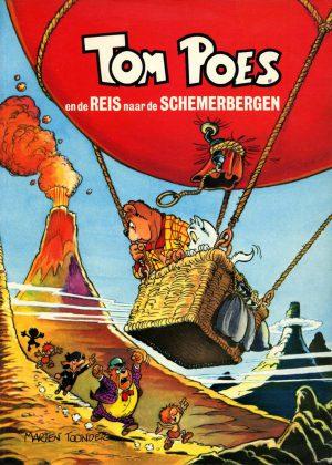 Tom Poes - De reis naar de Schemerbergen
