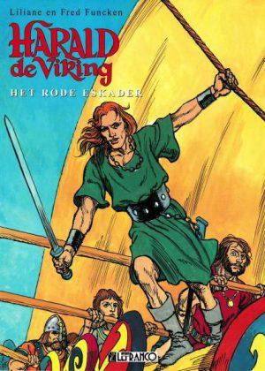 Harald de Viking 3 - Het rode eskader