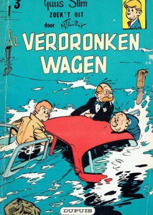 Guus Slim 3 - De verdronken wagen