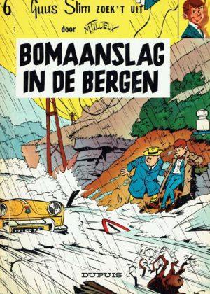 Guus Slim 6 - Bomaanslag in de bergen
