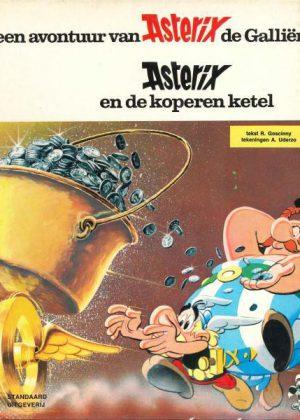 Asterix en de koperen ketel - (Amsterdam Boek)