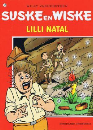 Suske en Wiske 267 - Lilli Natal (zgan)