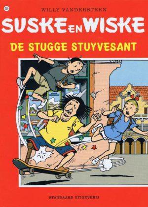 Suske en Wiske 269 De stugge Stuyvesant (zgan)