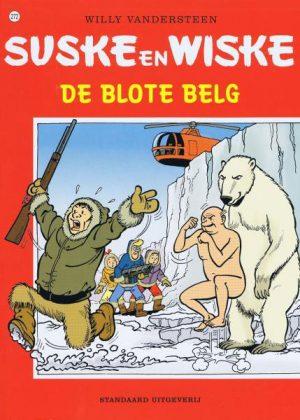 Suske en Wiske 272 - De blote Belg