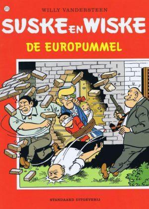Suske en Wiske 273 - De Europummel (zgan)