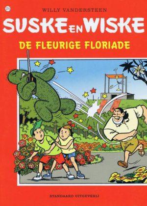 Suske en Wiske 274 - De fleurige Floriade (zgan)