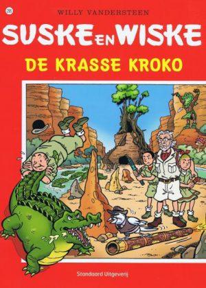Suske en Wiske 295 - De krasse Kroko