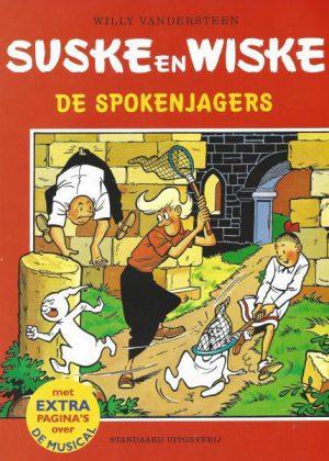 Suske en Wiske 70 - De spokenjagers (zgan)