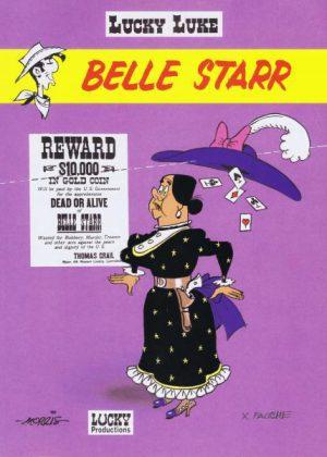 Lucky Luke - Belle Starr (zgan) (1995)