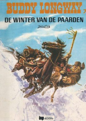 Buddy Longway 7 - De winter van de paarden
