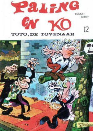 Paling en Ko 12 - Toto, de tovenaar