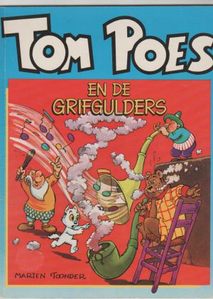 Tom Poes - En de grifgulders