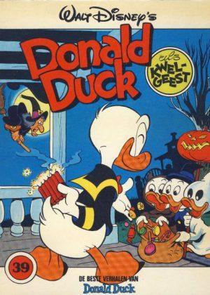 Donald Duck 39 – Als kwelgeest