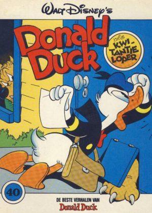 Donald Duck 40 – Als kwitantieloper