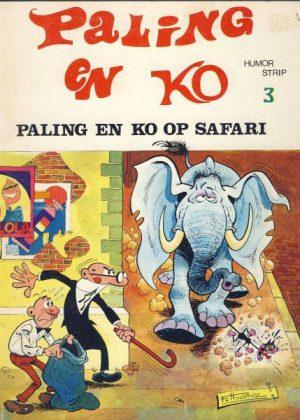 Paling en Ko 3 - Paling en Ko op safari