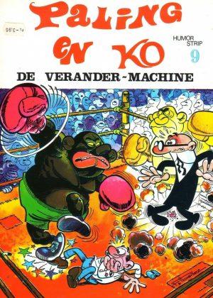 Paling en Ko 9 - De Verander-machine