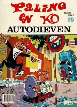 Paling en Ko 39 - Autodieven
