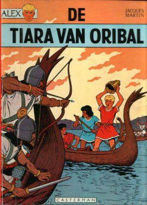 Alex 4 - De tiara van Oribal (Tweedehands)