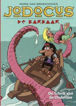 Jodocus 3 - De schrik van de onderzee
