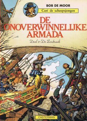 Cori de scheepsjongen - De onoverwinnelijke Armada - Deel 2: De Zeedraak