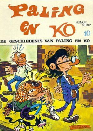 Paling en Ko 10 - De geschiedenis van Paling en ko