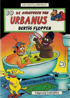 De avonturen van Urbanus - Dertig floppen