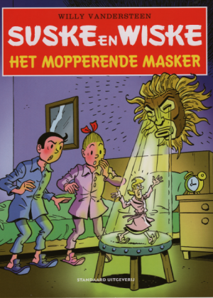 Suske en Wiske 69 - Het mopperende masker