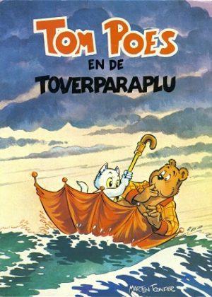 Tom Poes 17 - De toverparaplu (1e druk 1980)