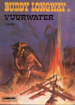 Buddy Longway 8 - Vuurwater