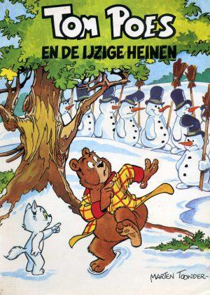 Tom Poes - De IJzige Heinen (1e druk 1981)