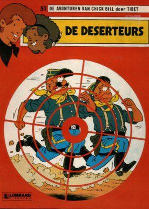 Chick Bill 51 - De deserteurs