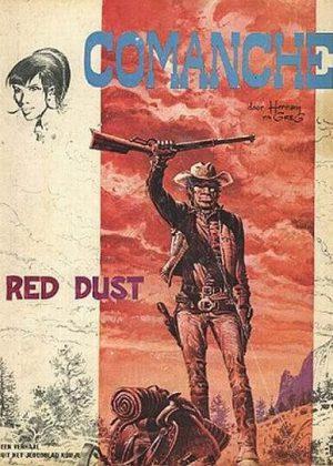 Comanche - Red Dust