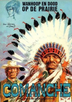 Comanche - Wanhoop en dood op de prairie
