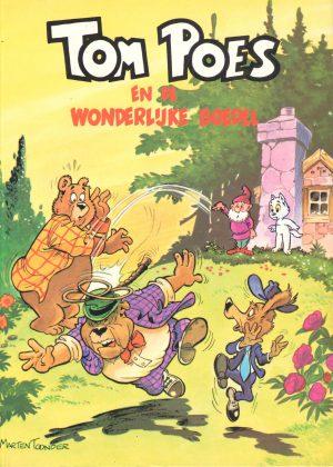 Tom Poes 18 - De wonderlijke boedel (1e druk 1981)