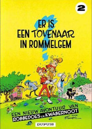 Robbedoes en Kwabbernoot - Er is een tovenaar in Rommelgem
