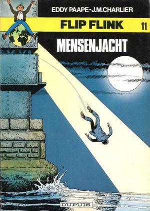 Flip Flink 11 - Mensenjacht (1e druk 1982)