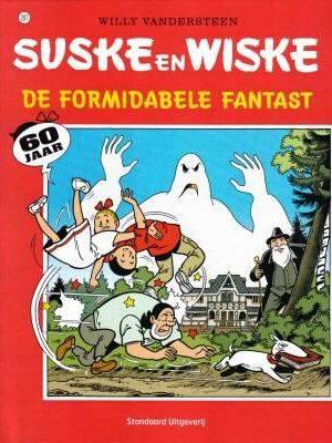 Suske en Wiske 287 - De formidabele fantast (zgan)