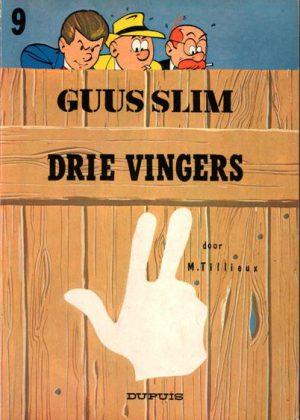 Guus Slim 9 - Drie vingers