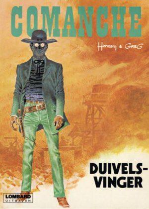 Comanche - Duivelsvinger