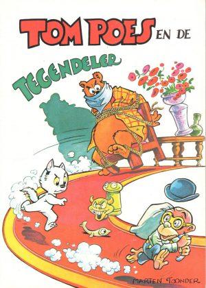 Tom Poes - De tegendeler (1e druk 1974)