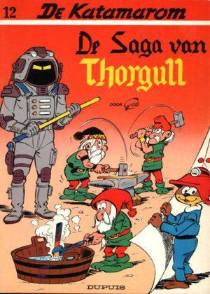 De Katamarom 12 - De saga van Thorgull