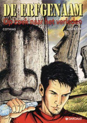 De Erfgenaam 1 - Op zoek naar het verleden