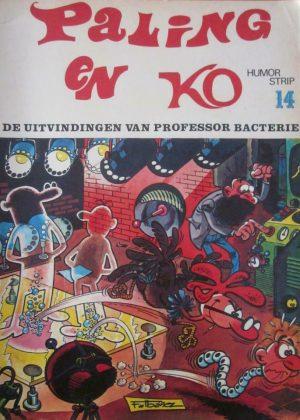 Paling en Ko 14 - De uitvindingen van professor Bacterie