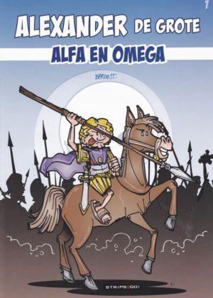Alexander de Grote 1 - Alfa en Omega