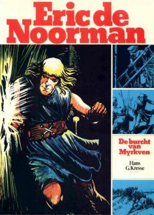 Eric de Noorman - De burcht van Myrkven
