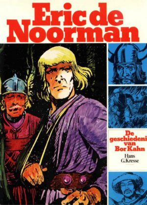 Eric de Noorman - De geschiedenis van Bor Kahn