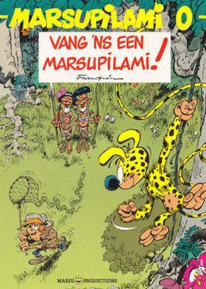 Marsupilami - Vang 'ns een Marsupilami!